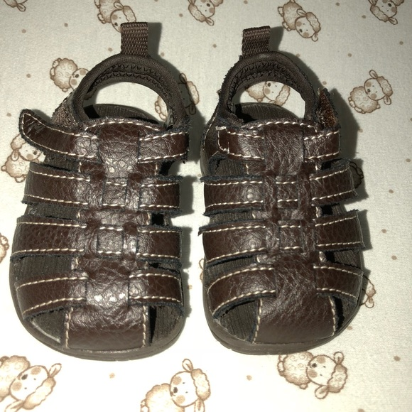 Faded Glory Shoes | Baby Boy Leather